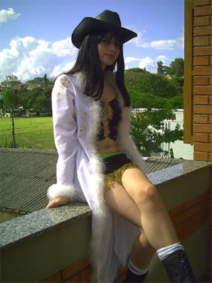 Cosplay One Piece Nico Robin